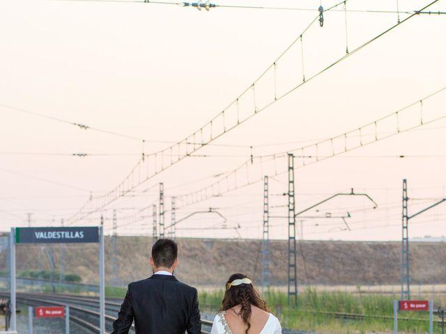 La boda de David  y Nerea en Valladolid, Valladolid 59