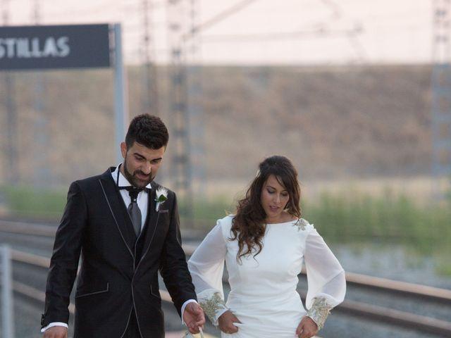 La boda de David  y Nerea en Valladolid, Valladolid 60