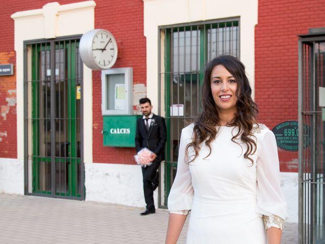 La boda de David  y Nerea en Valladolid, Valladolid 61