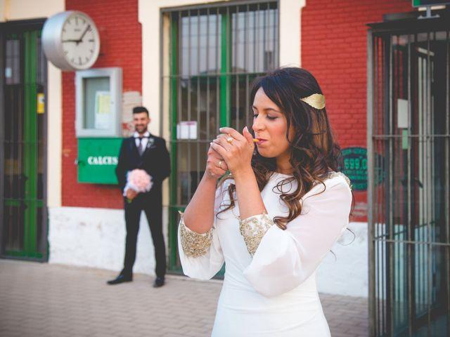 La boda de David  y Nerea en Valladolid, Valladolid 62
