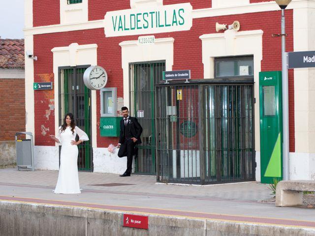 La boda de David  y Nerea en Valladolid, Valladolid 66