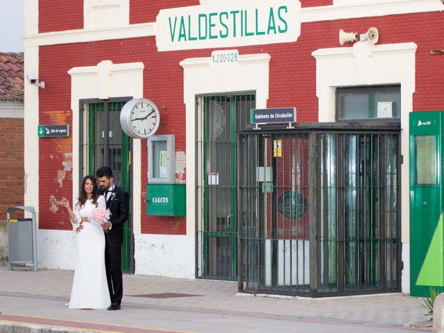 La boda de David  y Nerea en Valladolid, Valladolid 67