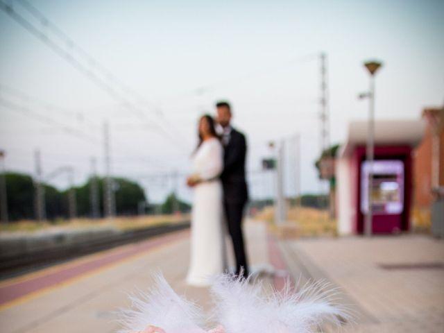 La boda de David  y Nerea en Valladolid, Valladolid 70