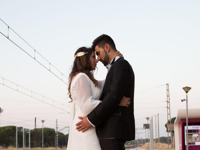 La boda de David  y Nerea en Valladolid, Valladolid 71