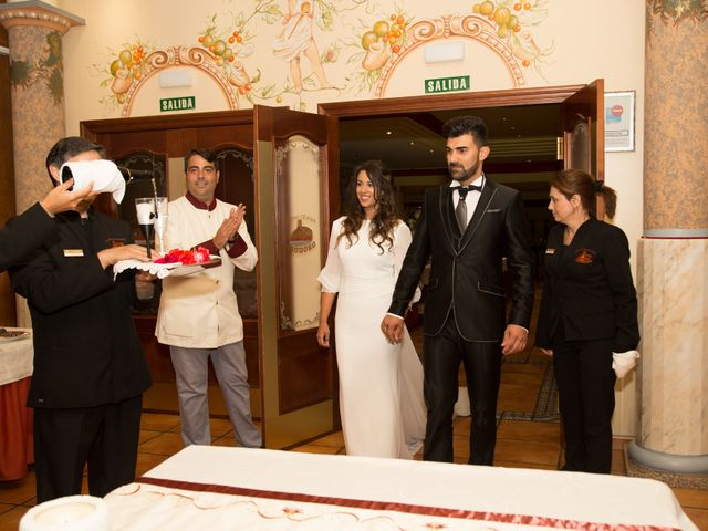 La boda de David  y Nerea en Valladolid, Valladolid 72