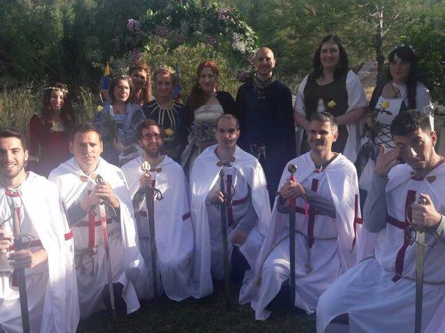 La boda de Isidro y Marisa en Castellnovo, Castellón 1