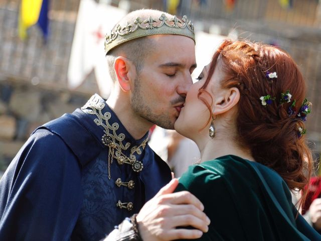La boda de Isidro y Marisa en Castellnovo, Castellón 7