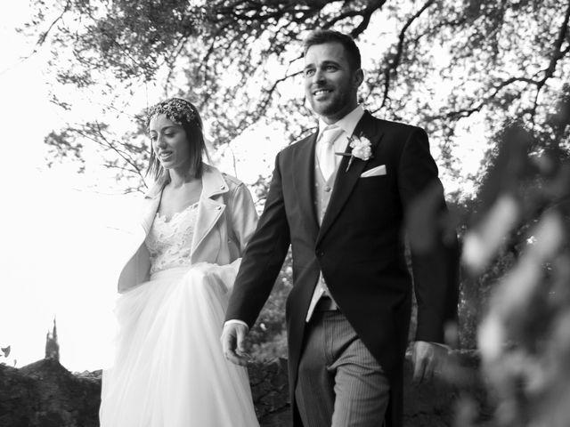 La boda de Naiara y Mario