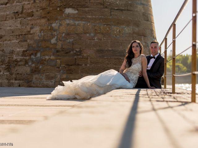 La boda de Pili y Jose Carlos en Conil De La Frontera, Cádiz 22