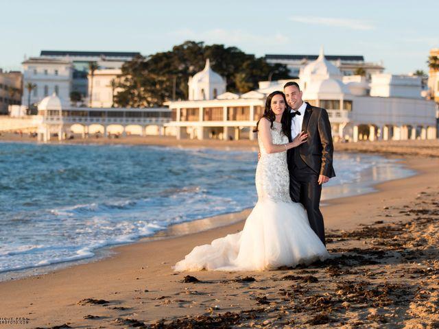 La boda de Pili y Jose Carlos en Conil De La Frontera, Cádiz 27