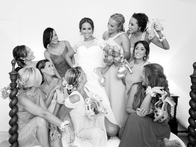 La boda de Alex y Nuria en Palma De Mallorca, Islas Baleares 6