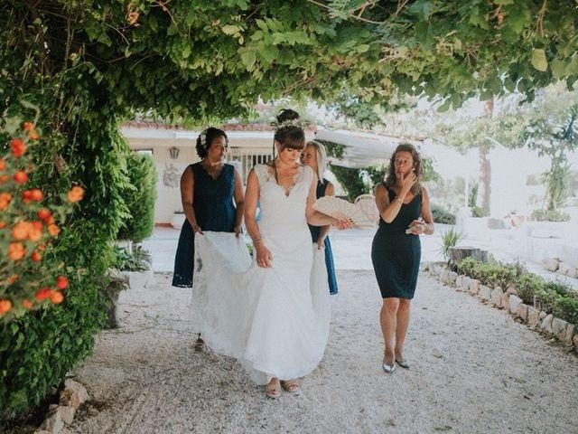 La boda de Chris y Helen en Xàtiva, Valencia 19
