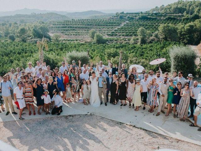 La boda de Chris y Helen en Xàtiva, Valencia 28