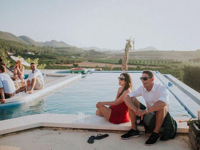 La boda de Chris y Helen en Xàtiva, Valencia 2