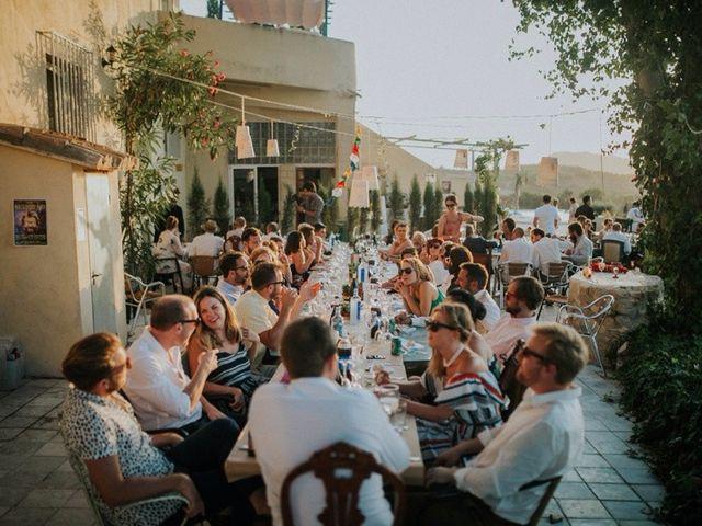 La boda de Chris y Helen en Xàtiva, Valencia 36