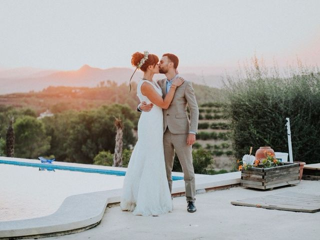 La boda de Chris y Helen en Xàtiva, Valencia 37