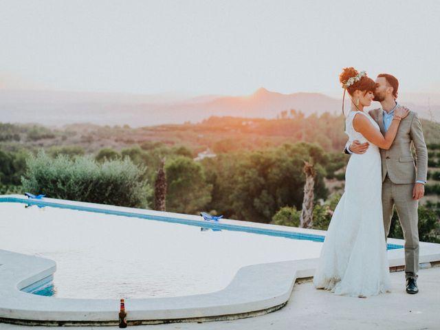 La boda de Helen y Chris