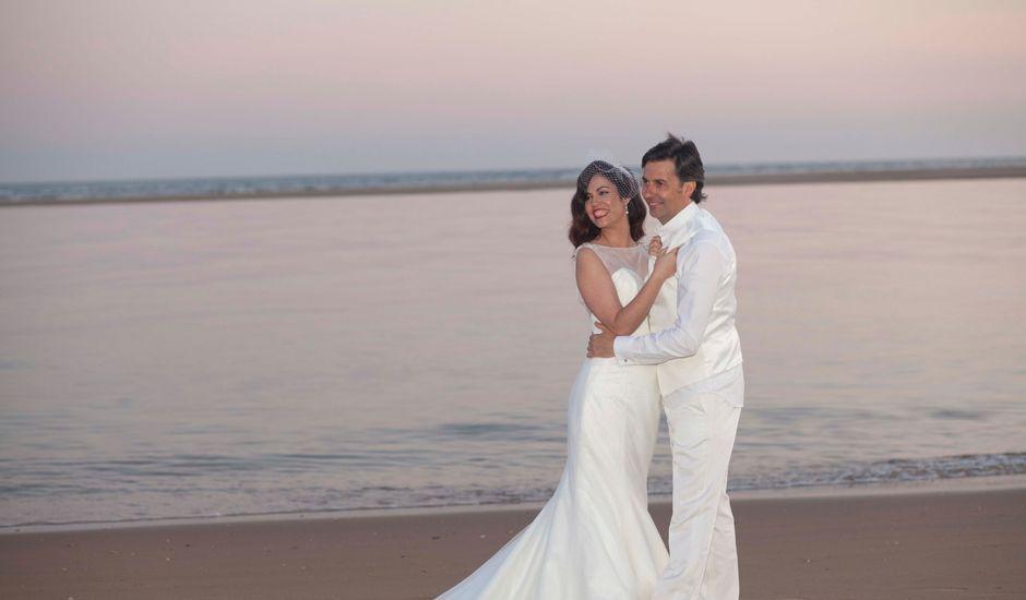 La boda de Paco y Cristina en El Portil, Huelva