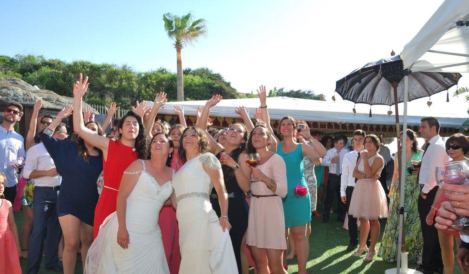 La boda de Alicia y Ana en Conil De La Frontera, Cádiz