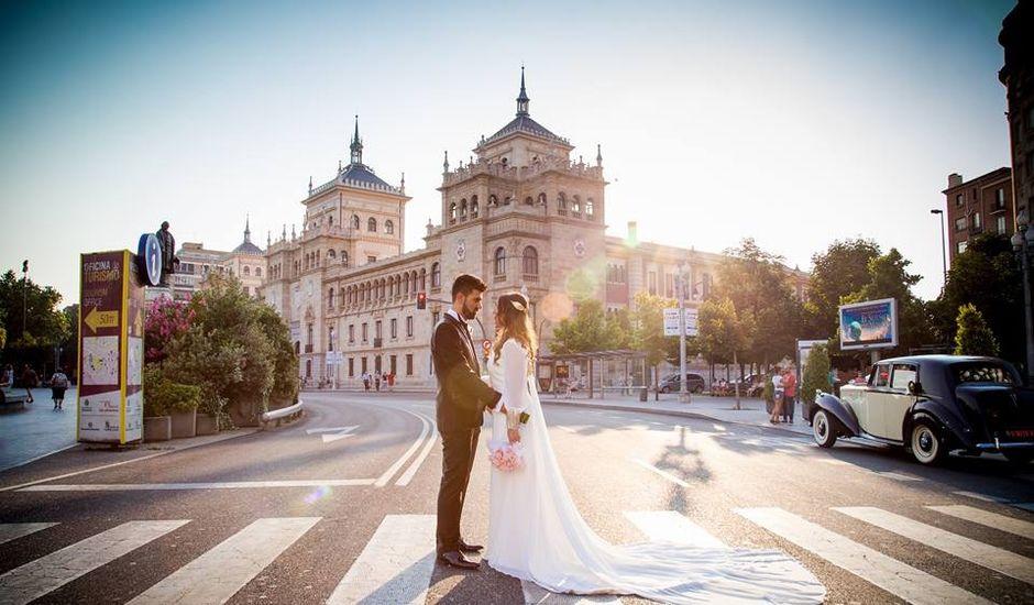 La boda de David  y Nerea en Valladolid, Valladolid
