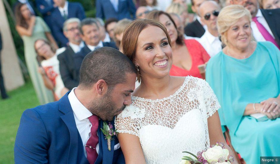 La boda de Alex y Nuria en Palma De Mallorca, Islas Baleares
