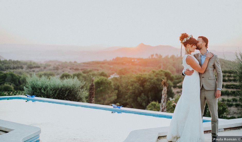 La boda de Chris y Helen en Xàtiva, Valencia