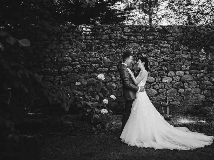 La boda de Naiara y Iñigo