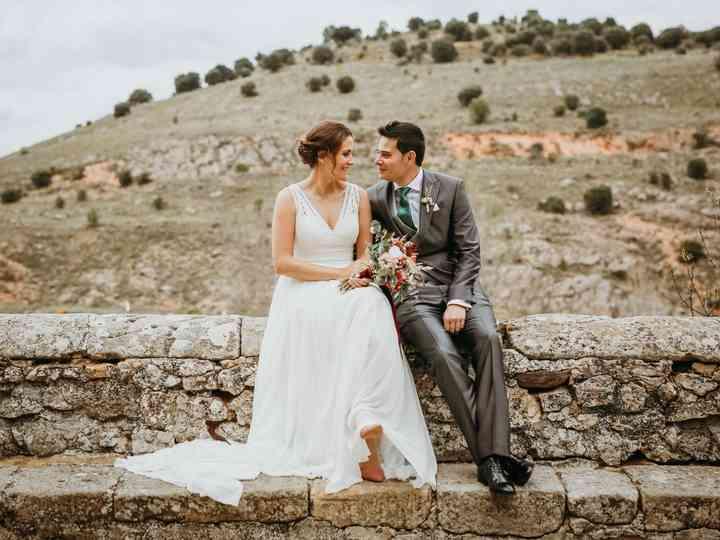 La boda de Beatriz y Diego