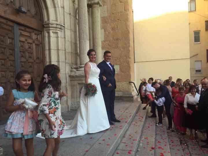 La boda de Melisa y Jaimep