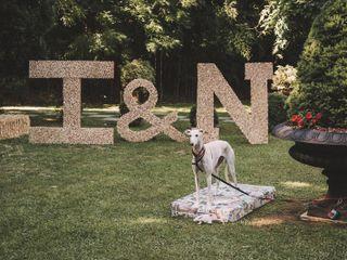 La boda de Naiara y Iñigo 1