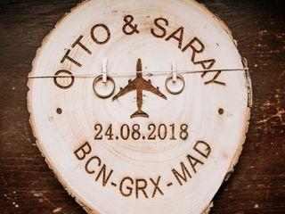La boda de Saray y Otto 1