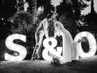 La boda de Saray y Otto