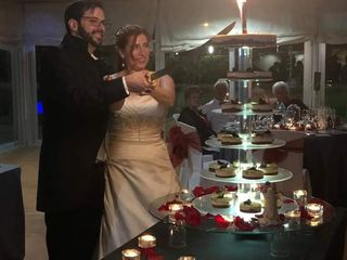 La boda de Laura Salas y Raül Sanchez 1