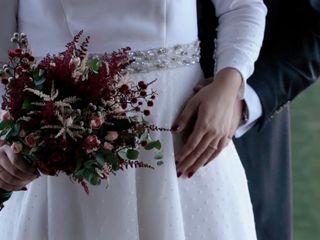 La boda de Bea y Javi 1