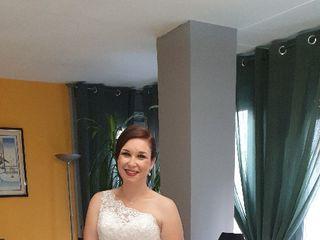La boda de Lara y Fran 1