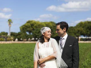 La boda de Ines y Diego