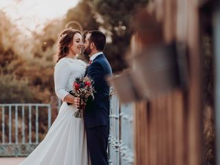 La boda de Miriam y Raul