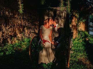 La boda de Cristina y Isaac