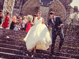 La boda de Soraia y Anartz