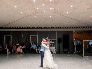 La boda de Angelica y Giovanni