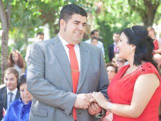 La boda de Virtu y Fran 1