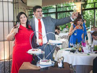 La boda de Virtu y Fran