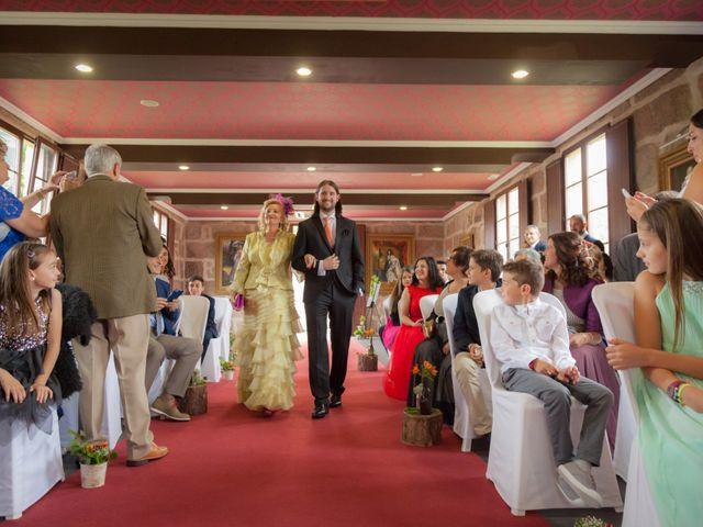 La boda de Pablo y Nati en Redondela, Pontevedra 17