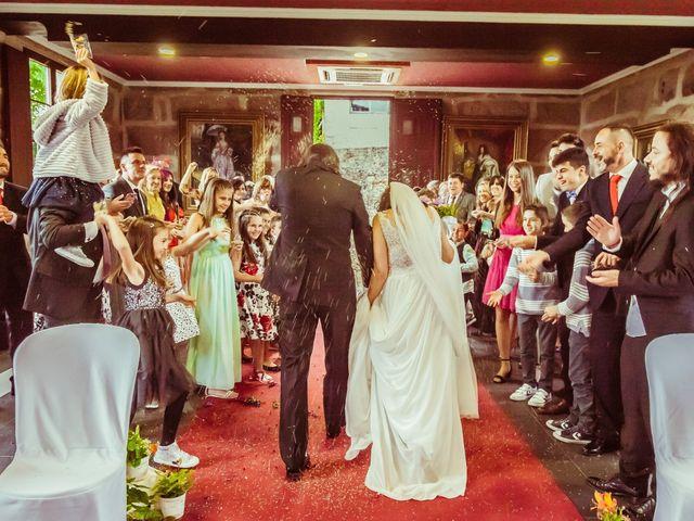 La boda de Pablo y Nati en Redondela, Pontevedra 26