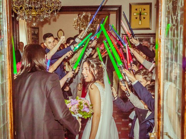 La boda de Pablo y Nati en Redondela, Pontevedra 32