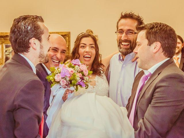 La boda de Pablo y Nati en Redondela, Pontevedra 33
