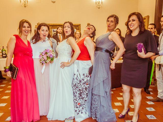 La boda de Pablo y Nati en Redondela, Pontevedra 35