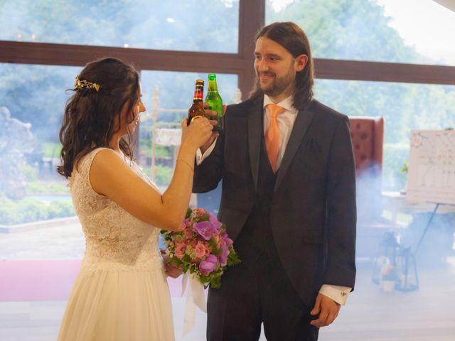 La boda de Pablo y Nati en Redondela, Pontevedra 39