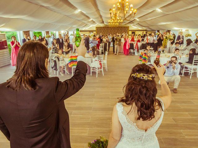 La boda de Pablo y Nati en Redondela, Pontevedra 41