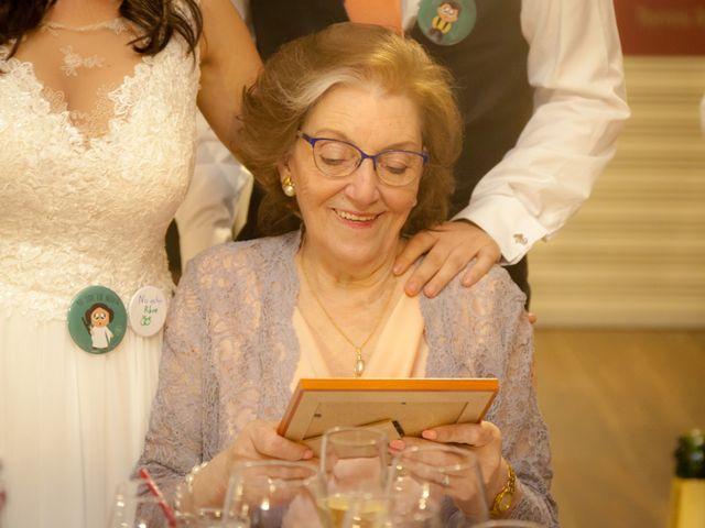 La boda de Pablo y Nati en Redondela, Pontevedra 53